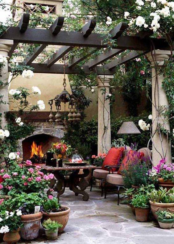 backyard pergola ideas 10