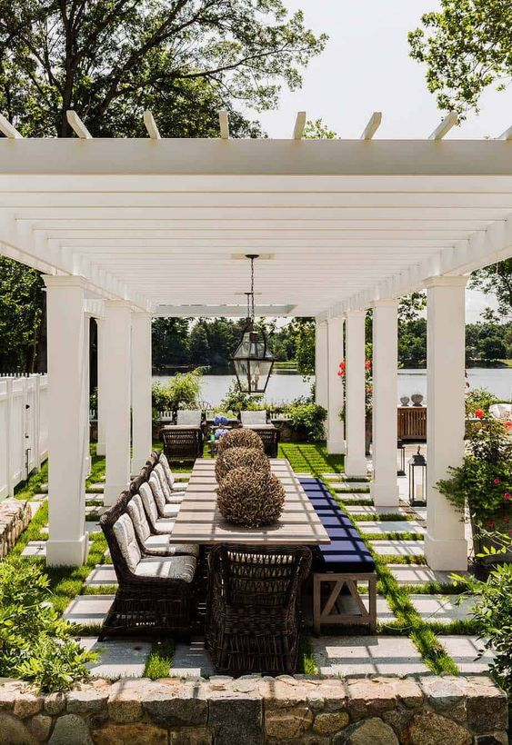 backyard pergola ideas 13
