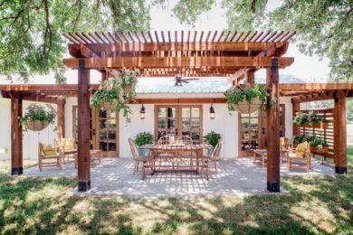backyard pergola ideas
