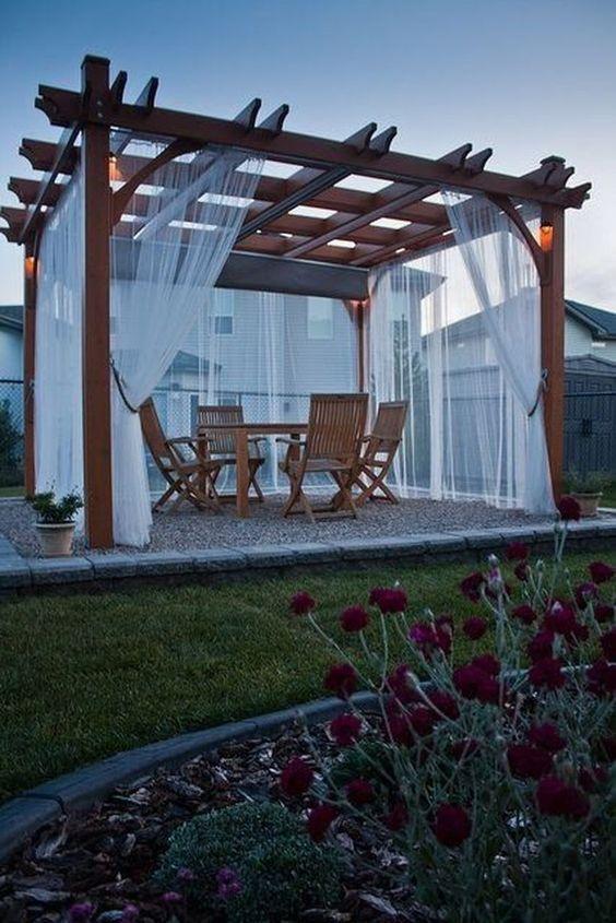 backyard pergola ideas 7