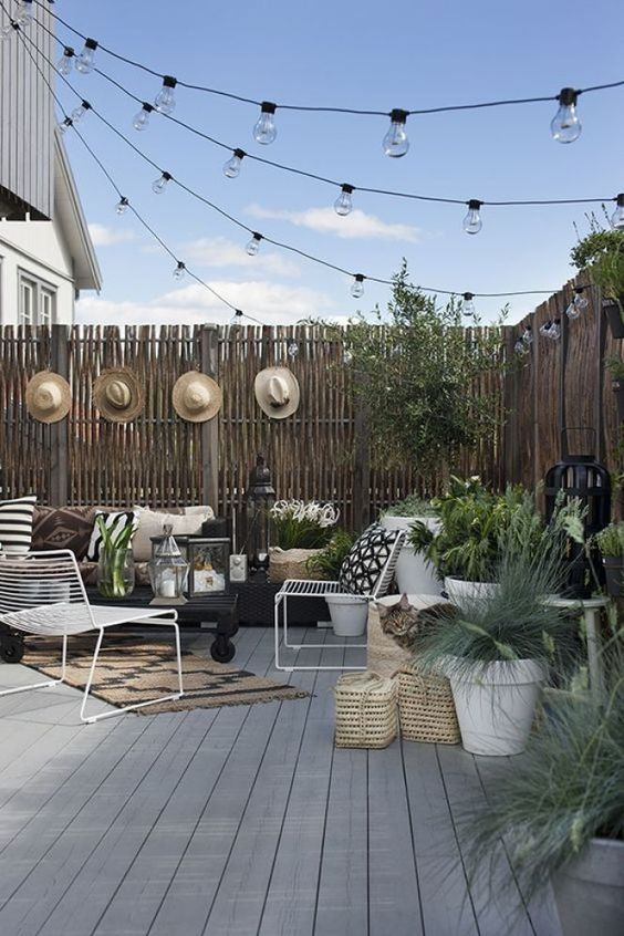 Bamboo Fence: Rustic with Bamboo