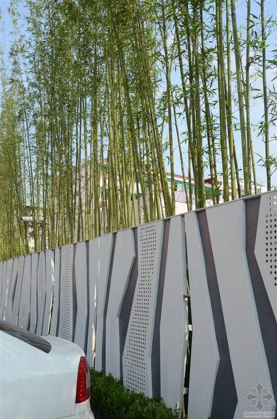 bamboo fence 16