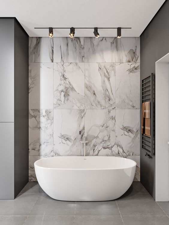 bathroom marble ideas 11