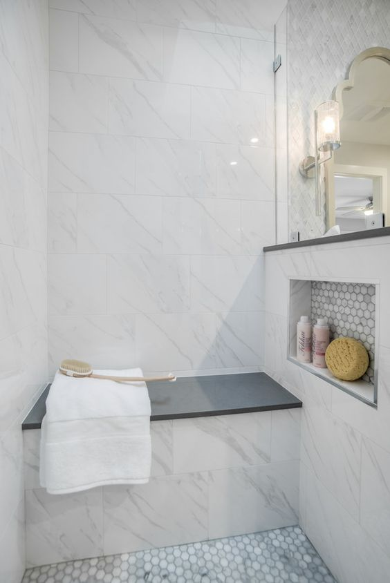 bathroom marble ideas 12
