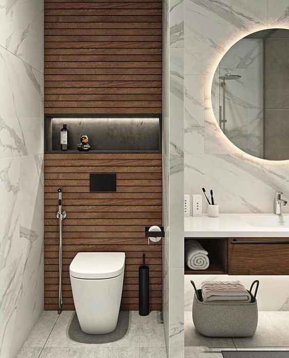 bathroom marble ideas 17