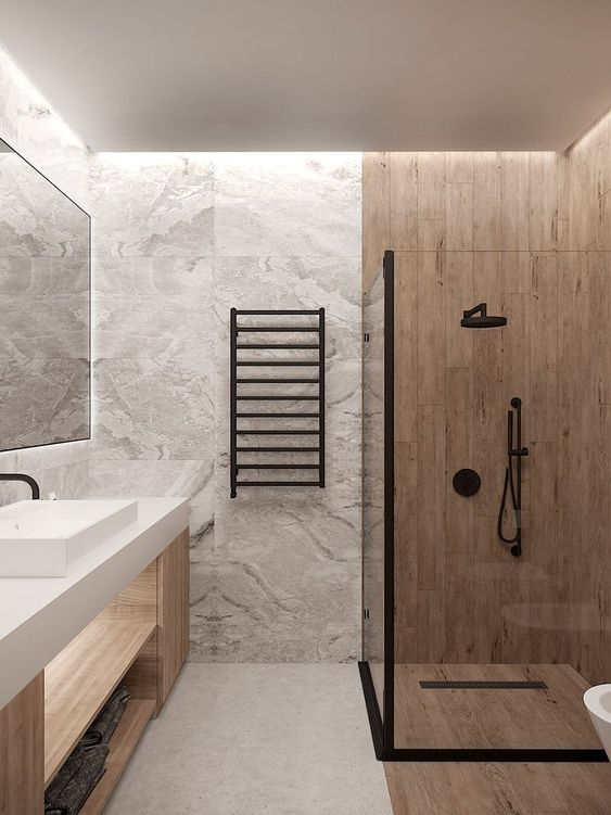 bathroom marble ideas 18
