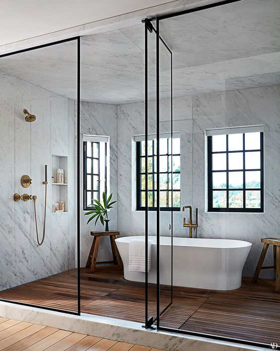 bathroom marble ideas 4