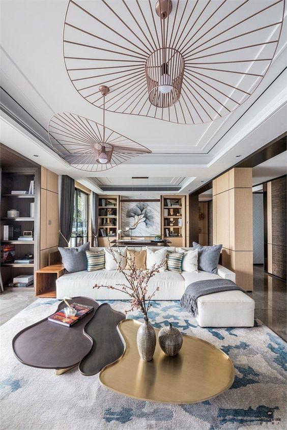 contemporary living room ideas 15