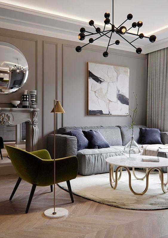 contemporary living room ideas 17