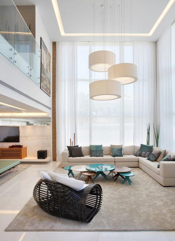 contemporary living room ideas 18