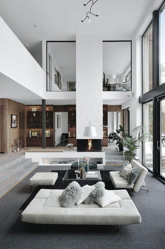 contemporary living room ideas 19
