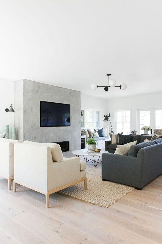 Contemporary Living Room Ideas: Stylish Living Room