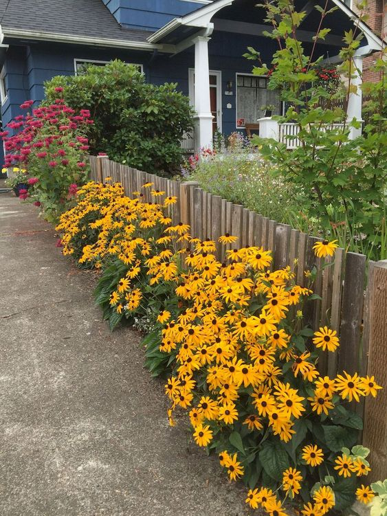 front yard fence 7