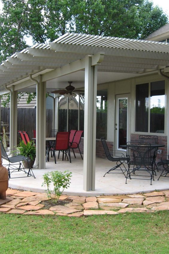 patio roof ideas 14
