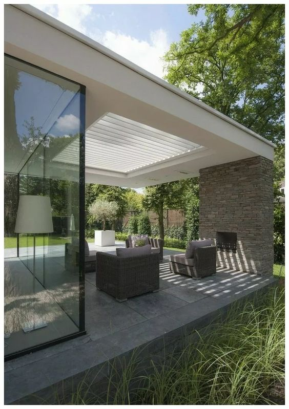 Patio Roof Ideas: Stylish and Modern Roof