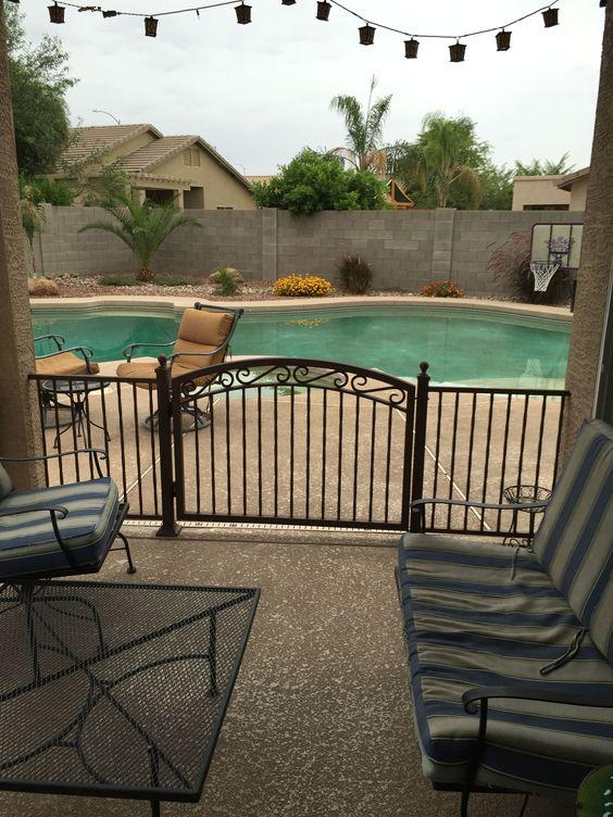 pool fence 17