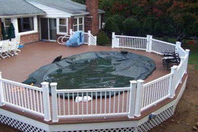 pool fence 21