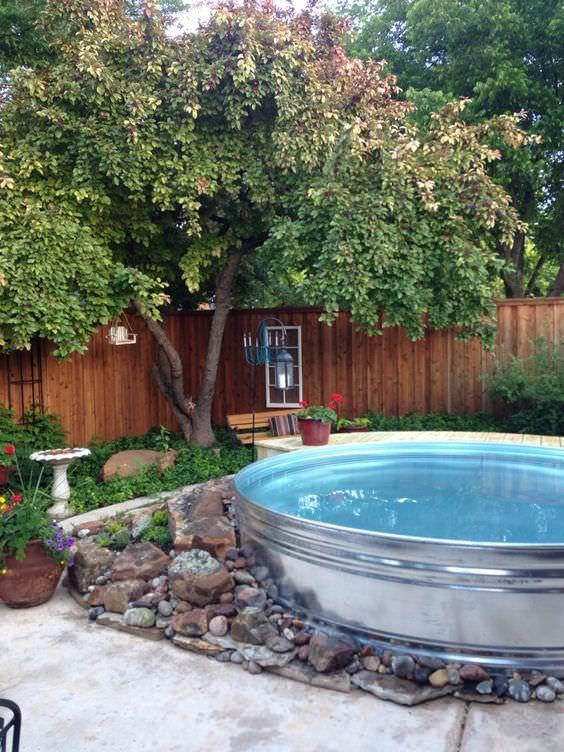 simple swimming pool ideas 11