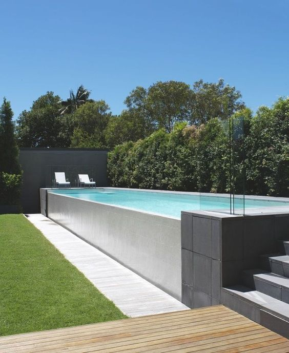 above ground swimming pool ideas 6
