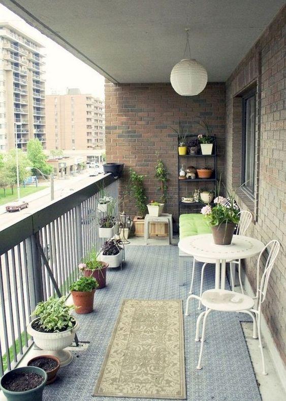 apartment patio ideas 15