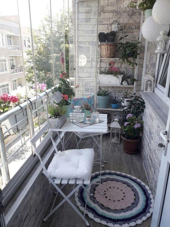 apartment patio ideas 16