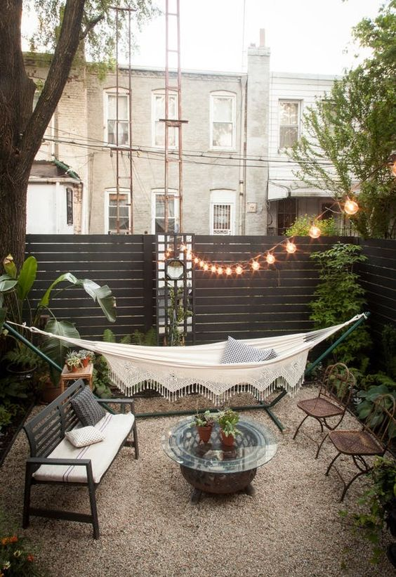 gravel patio ideas 11