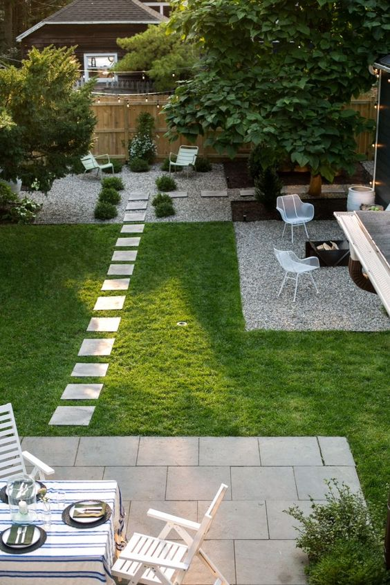 gravel patio ideas 12