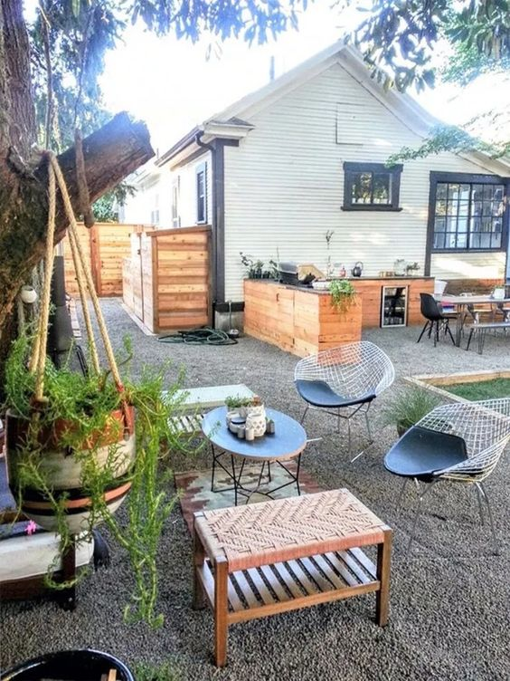 gravel patio ideas 5