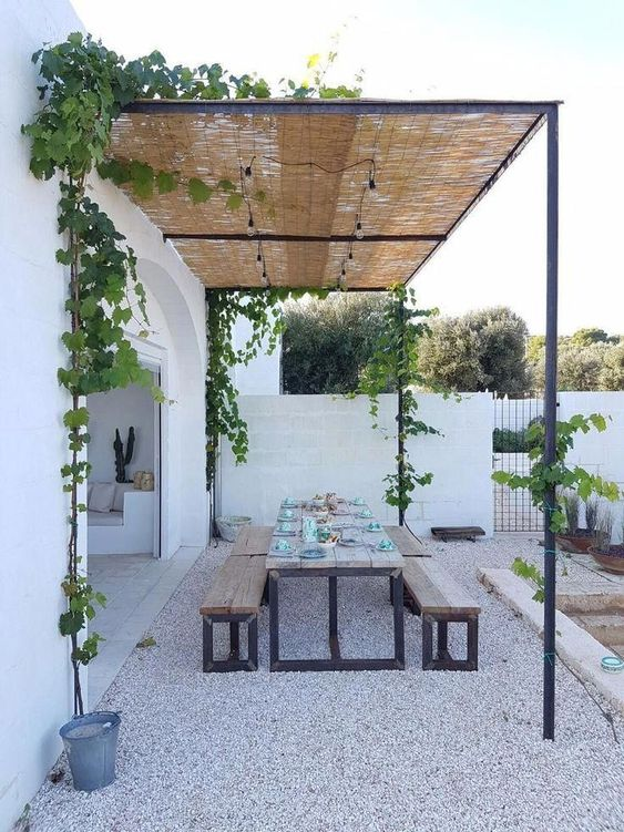 gravel patio ideas 6