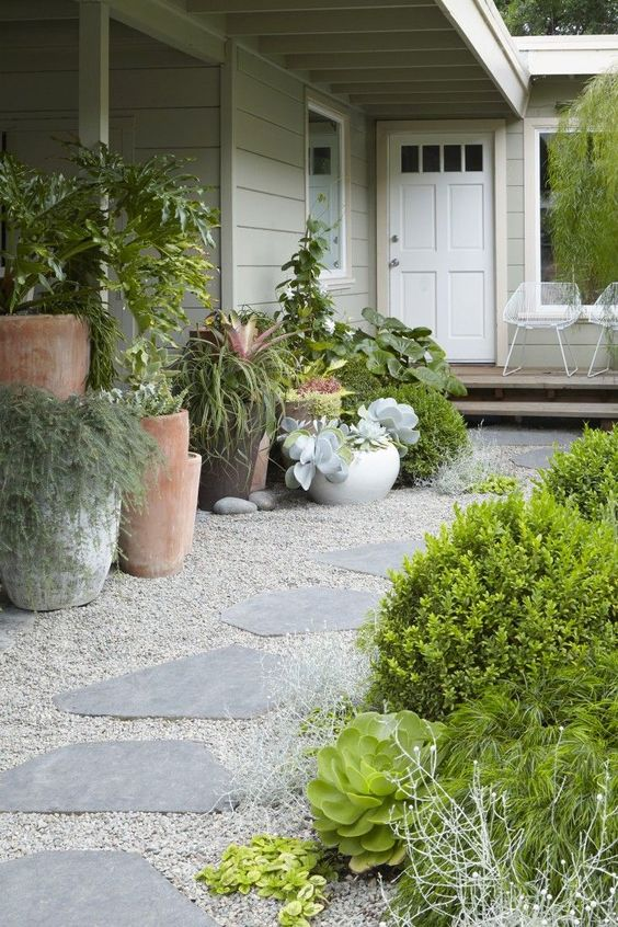 gravel patio ideas 8
