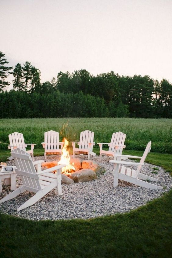 patio with fire pit ideas 18