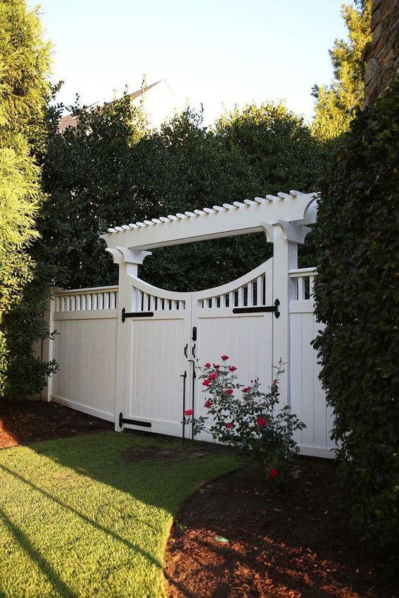 white fence 5