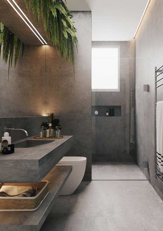 contemporary bathroom ideas 12