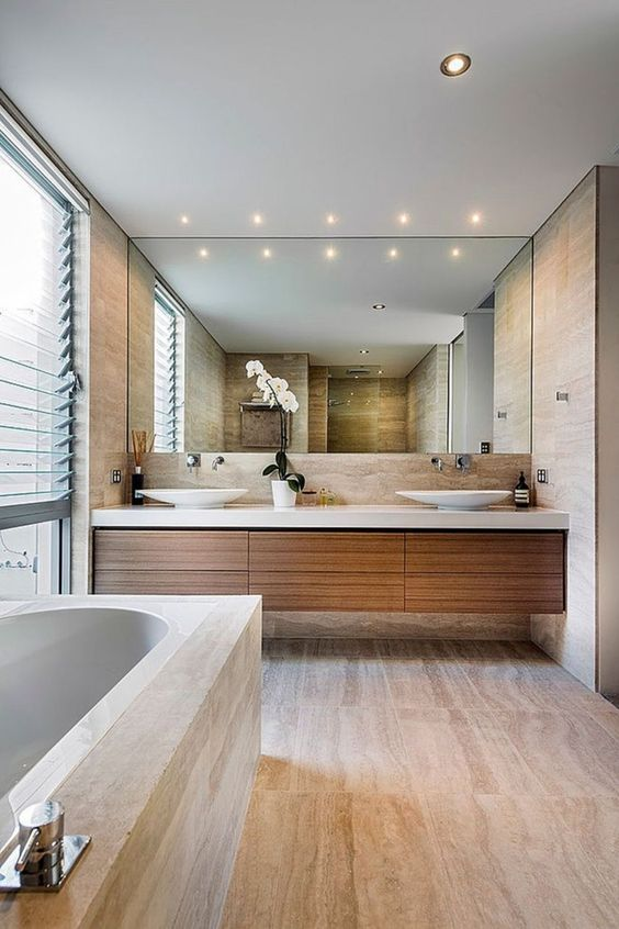 contemporary bathroom ideas 15