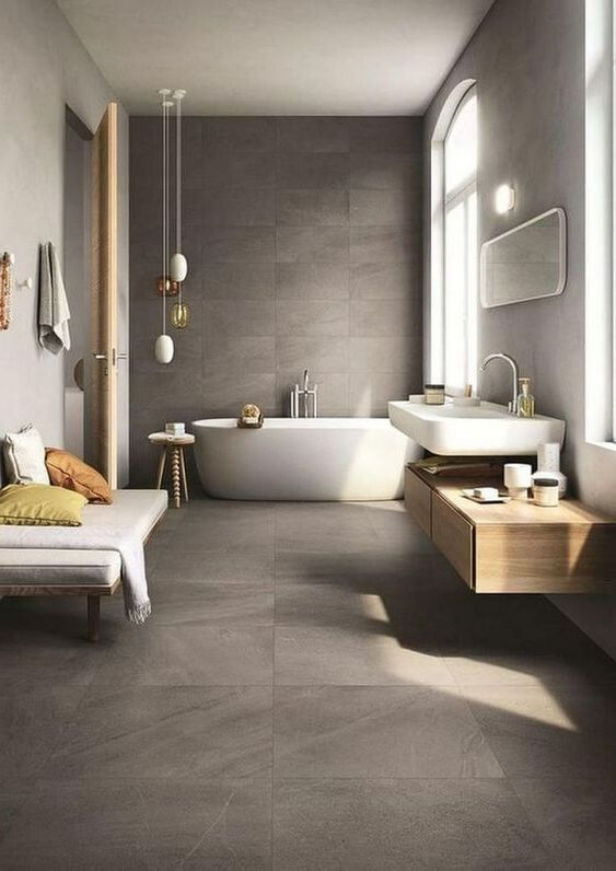 contemporary bathroom ideas 16