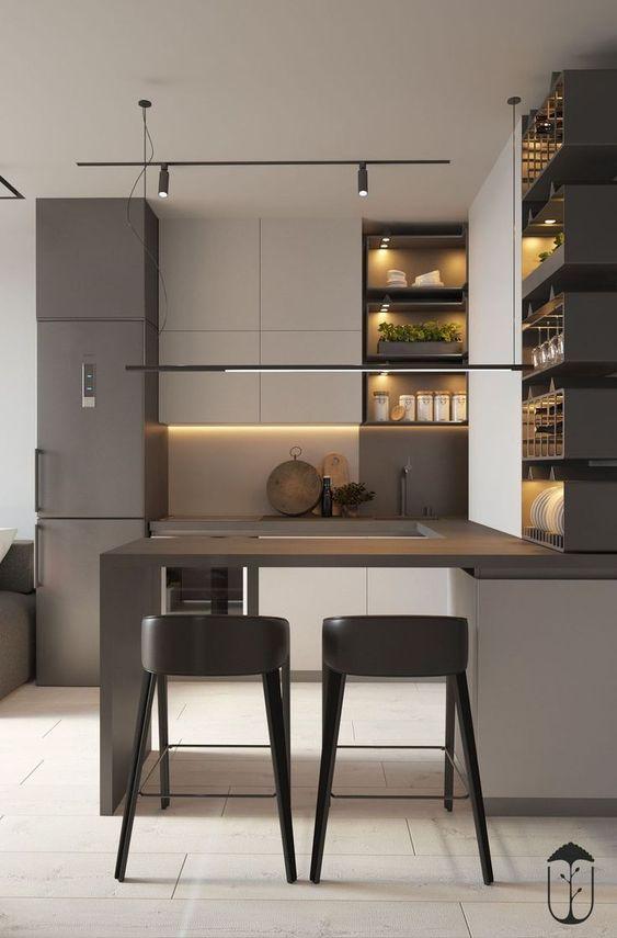 Contemporary Kitchen Ideas: Captivating Kitchen