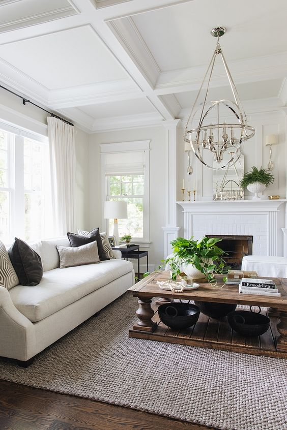 Trendy Living Room Rug Ideas You Want to Get Immediately ...