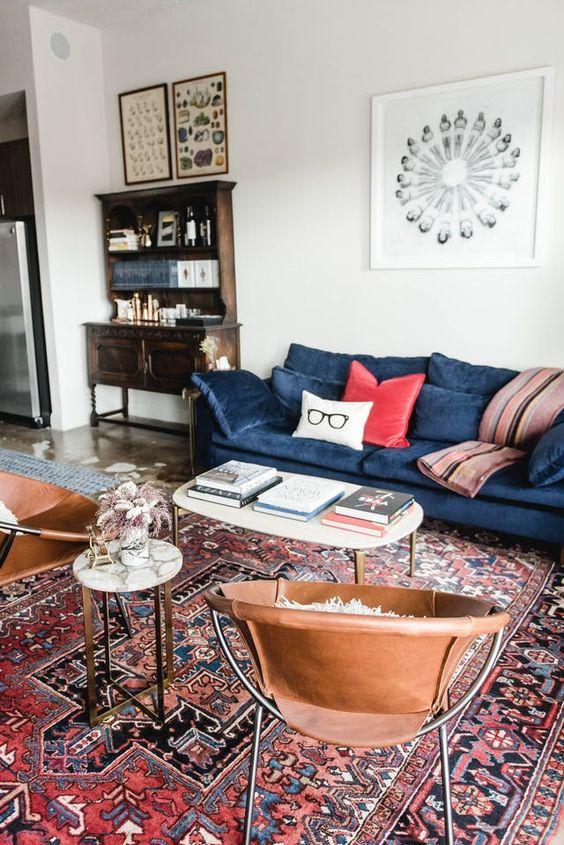 living room rug ideas 11