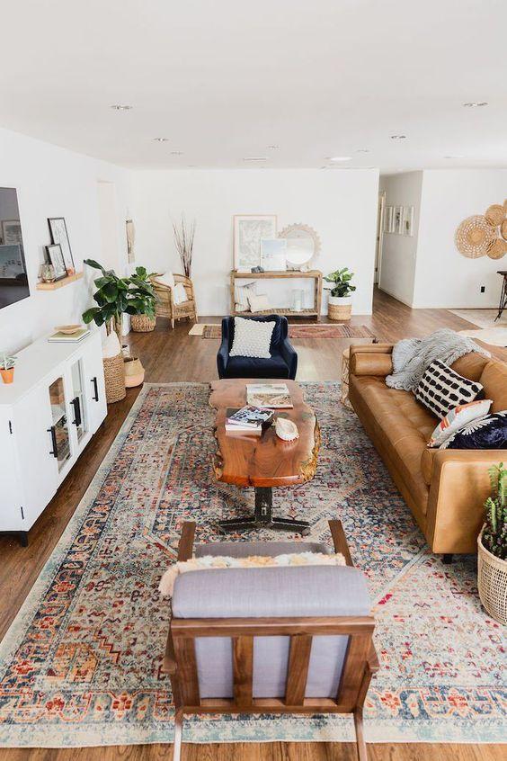 living room rug ideas 12