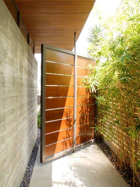 modern fence 5