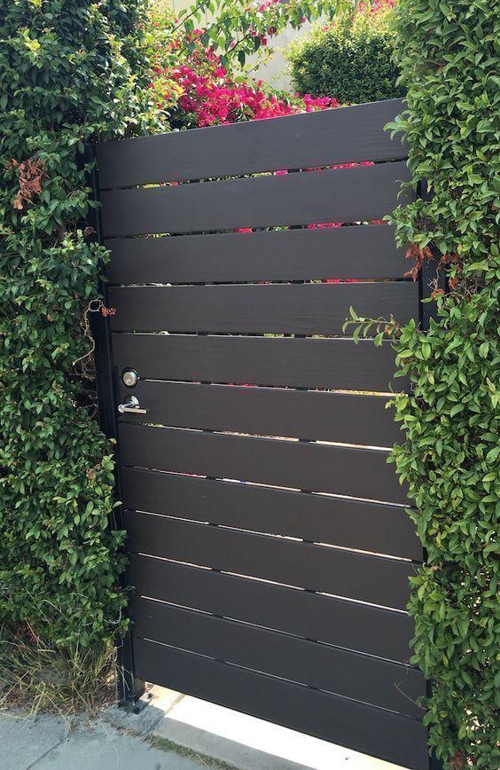 modern fence 7