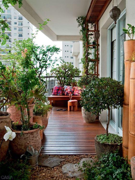 Patio Deck Ideas: Ground Level Deck