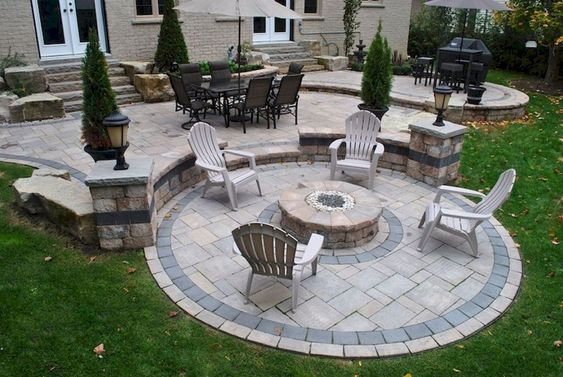 Affordable Patio Pavers Ideas For Your Beautiful Outdoor Space