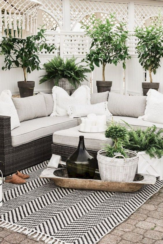 patio seating ideas 19