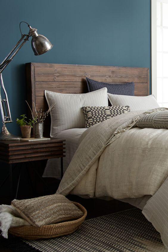 bedroom wood ideas 10