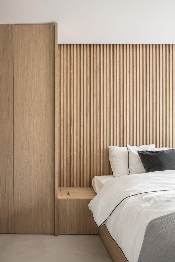 bedroom wood ideas 11