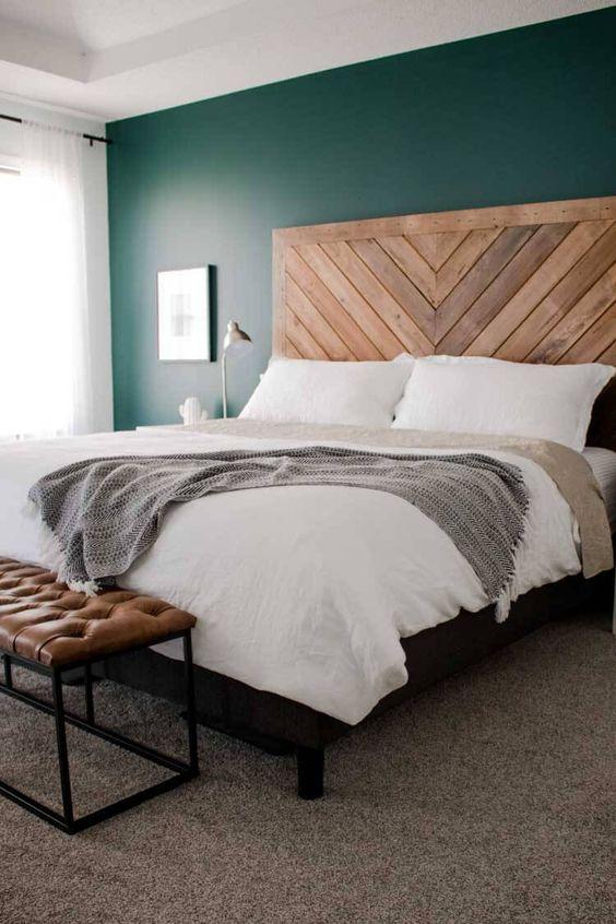 bedroom wood ideas 12