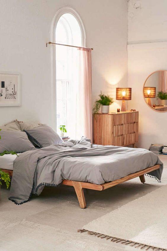 bedroom wood ideas 13