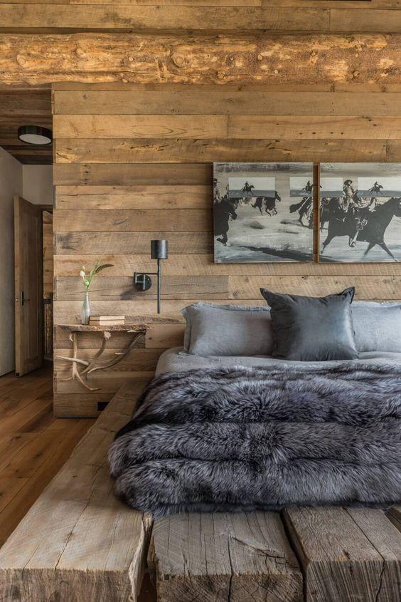 bedroom wood ideas 14