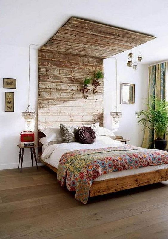 bedroom wood ideas 18